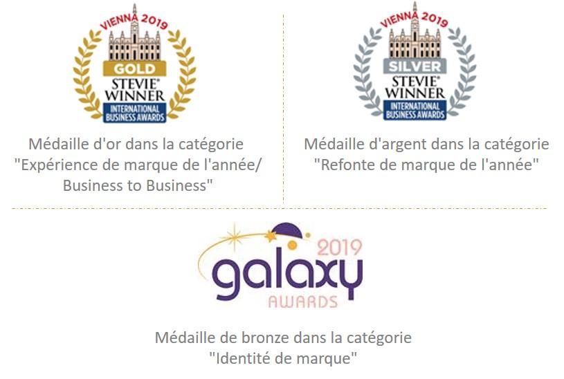 La nouvelle image de marque Bahco remporte 3 prix internationaux !