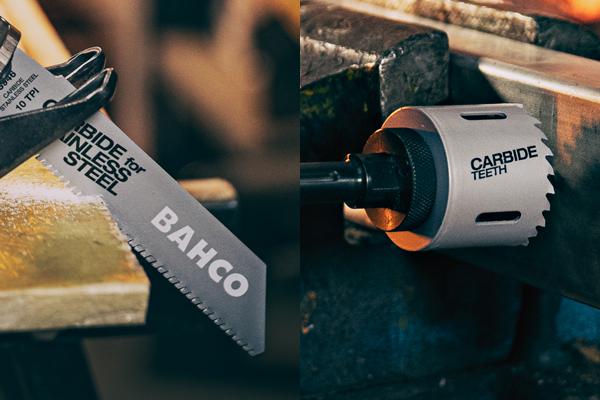 Gamma utensili da taglio con punta in carburo di tungsteno