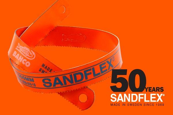 50 years Sandflex!